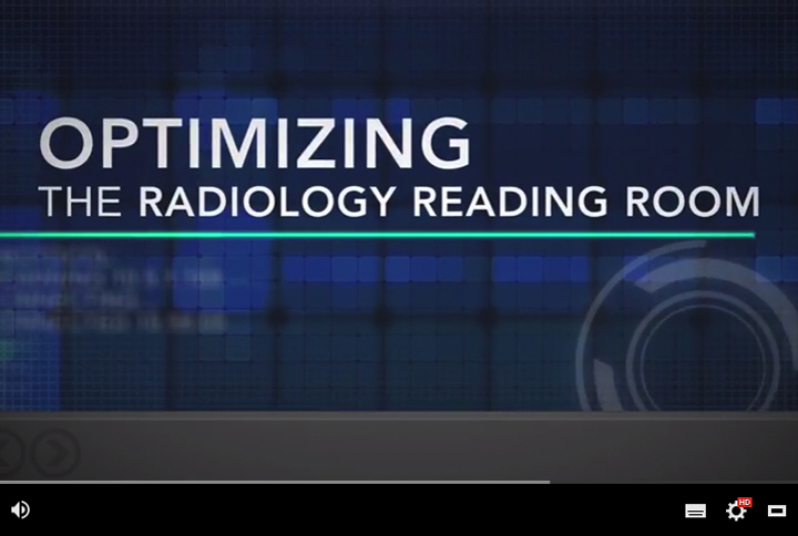 Optimized Reading Environments Facilitate Radiology Service Excellence