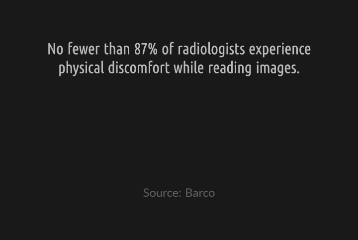 What makes a good read for radiologists?