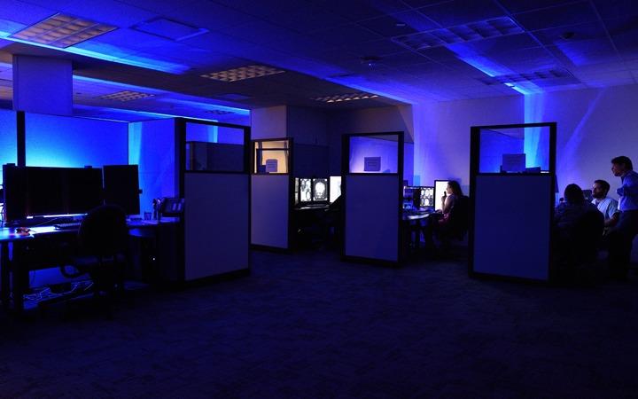 Ergonomic Radiology And Cardiology Pacs Furniture Redrick Technologies