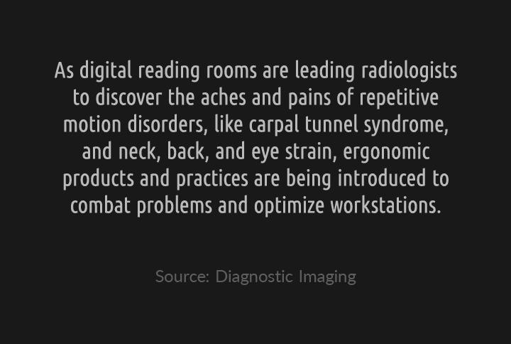 Reading Room Ergonomics